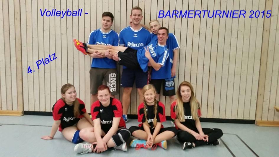 Barmer Turnier 2015